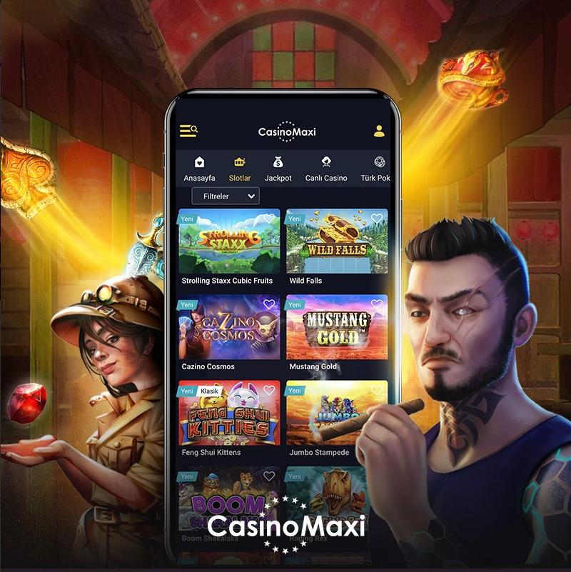 CasinoMaxi Casino
